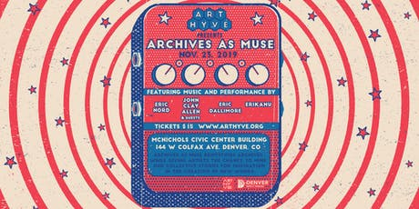Archives As Muse 2019 tickets