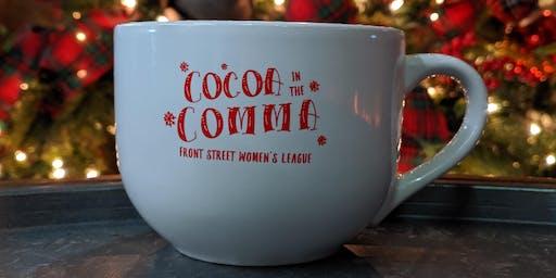 Cocoa In The Comma 2019