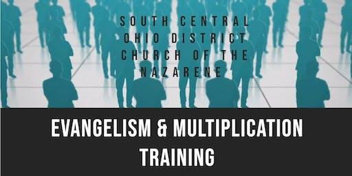 Evangelism & Multiplication Training at Hilliard Nazarene