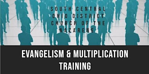 Evangelism & Multiplication Training at Gallipolis Nazarene