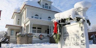 Barrington's White House Holiday Open House with Celtic Singer Jenne Lennon