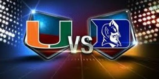 UM vs Duke Watch Party at Tatts & Taco's