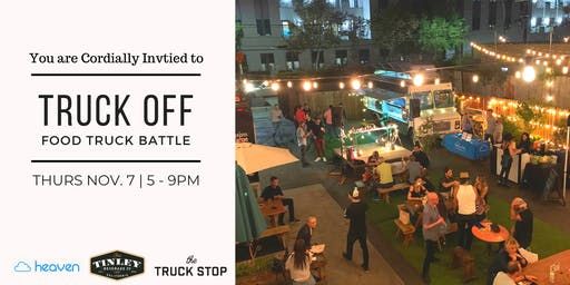 TRUCK OFF: Food Truck Competition