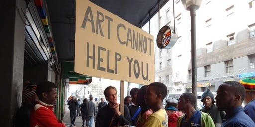 Decorate/ Disrupt: what's the role of art in transforming public services?