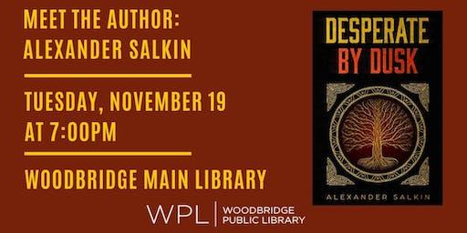 Meet the Author: Alex Salkin