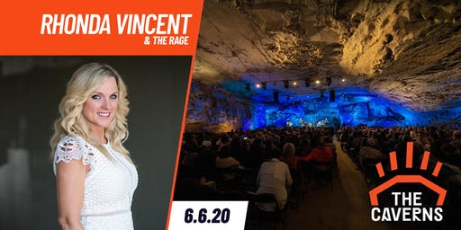 Rhonda Vincent and The Rage in The Caverns