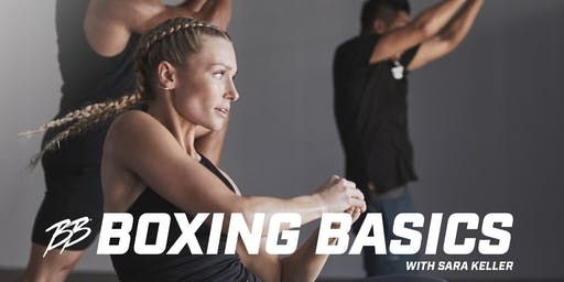 Boxing Basics at The Rotunda