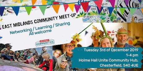 East Midlands Community meet up tickets