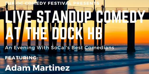 Live Stand Up Comedy at The Dock HB
