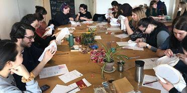 Share a Stitch: Embroidery Workshop with Moody Bright Designs