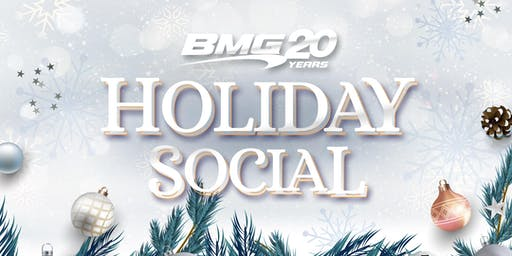 Bulldog Media Group Holiday Social