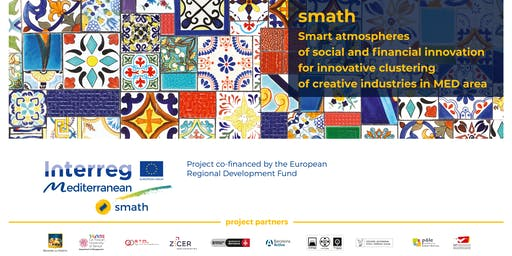 """Pitching Event"" del Progetto Europeo SMATH"