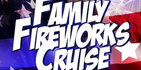 Independence Day Family Fireworks Cruise Aboard the Serenity Yacht tickets