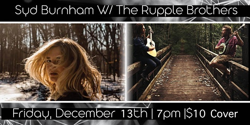 Syd Burnham W/ The Rupple Brothers