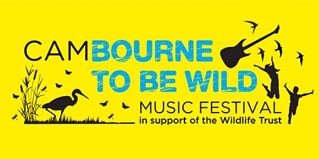 Cambourne to be Wild 2020 tickets