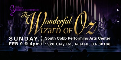 Jillina's BDEx Presents: The Wonderful Wizard of Oz: Atlanta