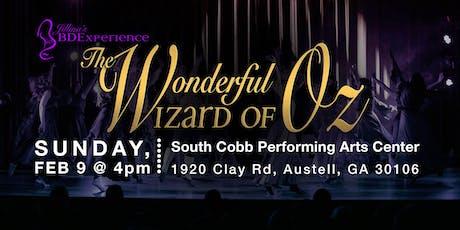 Jillina's BDEx Presents: The Wonderful Wizard of Oz: Atlanta tickets