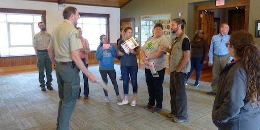 Educators in the Forest: A PLT PreK-8 Professional Development Training