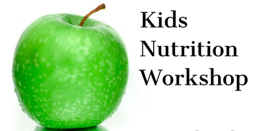 Kids Nutrition Workshop