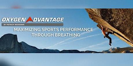 The Oxygen Advantage Master Class tickets