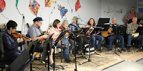 PMAC's Bluegrass Ensemble & Ukulele Jam Concert tickets