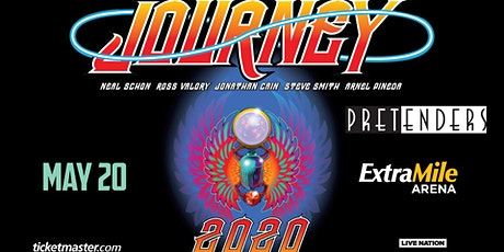 Journey with the Pretenders tickets