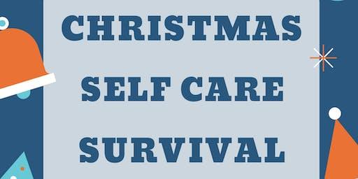 Christmas Self Care Survival