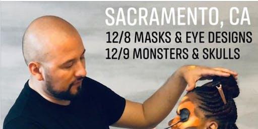 Masks and Eye Designs
