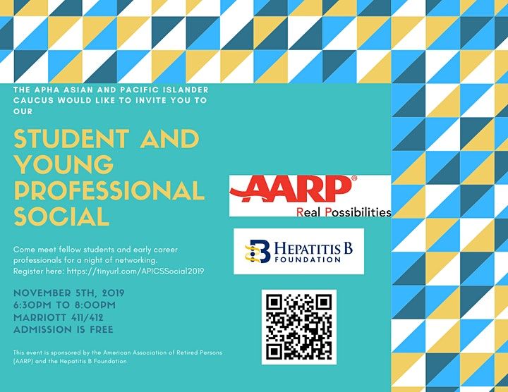 APIC Student/Young Professionals Networking and Happy Hour image