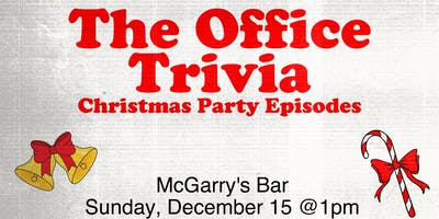 "The Office ""Brunch"" Trivia: Christmas Party Episodes!"