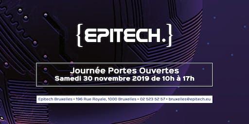 Journée Portes Ouvertes - Epitech Brussels #1 2019/2020