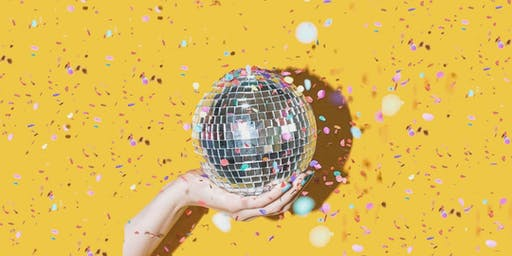 OH ME OH MY Presents........ THE DISCO BALL - NYE 2019