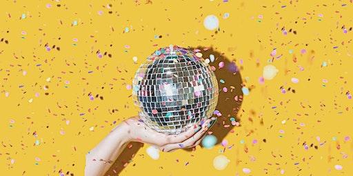OH ME OH MY Presents........ THE DISCO BALL - NYE 2019