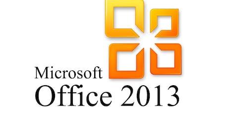 Microsoft Excel 2013 Essentials (ONLINE COURSE) tickets