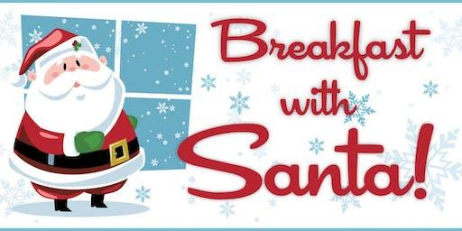 The Church of Joy's Breakfast with Santa