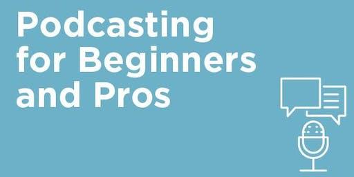 HAYVN Workshop: Podcasting for Beginners and Pro's, December
