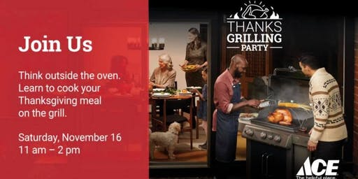 Ace Hardware Norwich Thanksgrilling