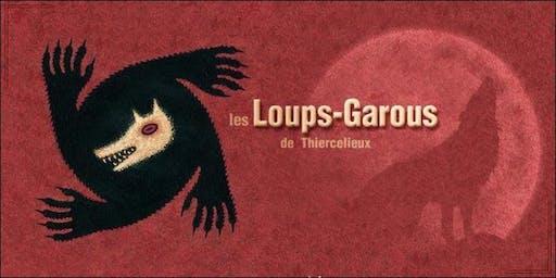 Soirée Loups-Garous - Jeudi 14 novembre - 20h