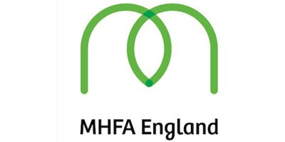 Mental Health Champion - MHFA England accredited