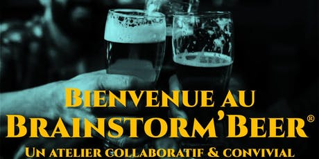 BRAINSTORM'BEER billets