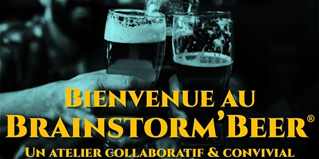 BRAINSTORM'BEER tickets