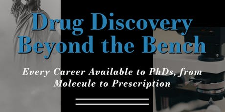 Drug Discovery - Beyond the Bench tickets