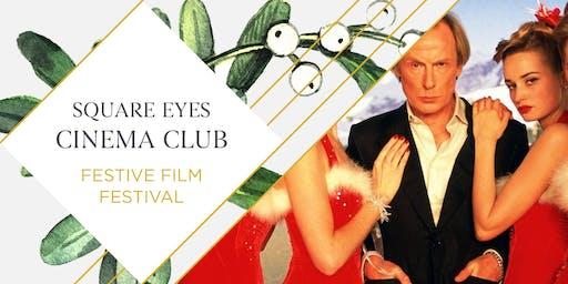 Festive Square Eyes Cinema Club - Love Actually