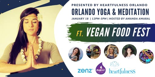 Orlando Yoga & Meditation Ft. Vegan Food Fest