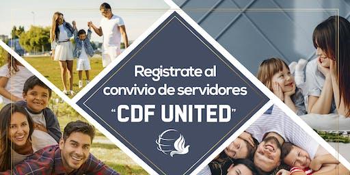 Convivio Servidores. CDF United