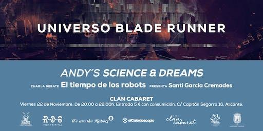 El tiempo de los robots: Debate tecnocientífico sobre Blade Runner
