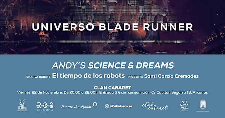 Imagen de El tiempo de los robots: Debate tecnocientífico sobre Blade Runner