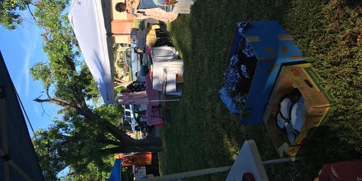New Hope Church Vendor's Fair