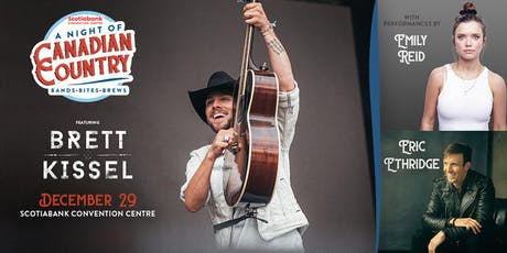 A Night of Canadian Country tickets