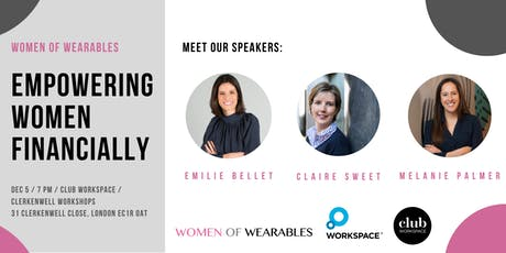 Women & Money: Empowering Women Financially tickets